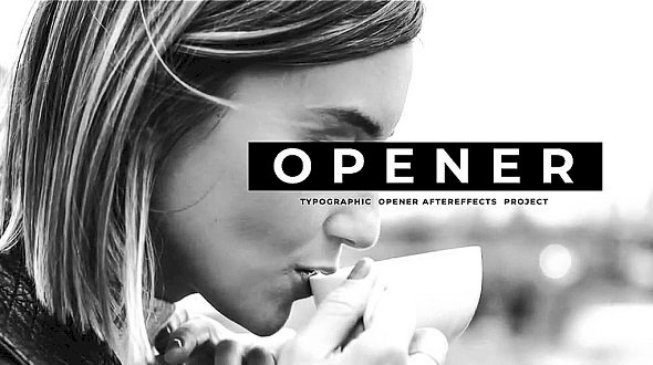 Opener 322974 – After Effects Templates