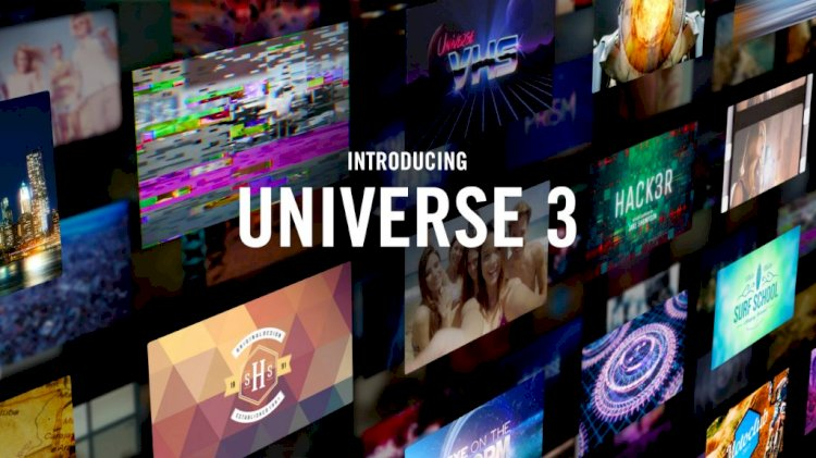 Red Giant Universe 3.0.2 (x64) For Adobe After Effects,Premiere Pro,OFX