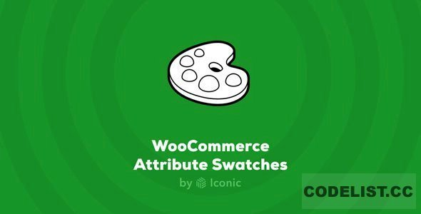 Iconic WooCommerce Attribute Swatches v1.2.7