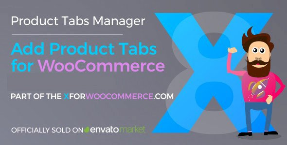 Add Product Tabs for WooCommerce v1.3.1