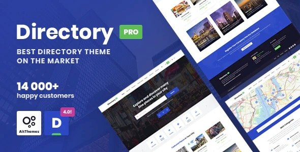 AIT – Directory Plus WordPress Theme Nulled Free Download