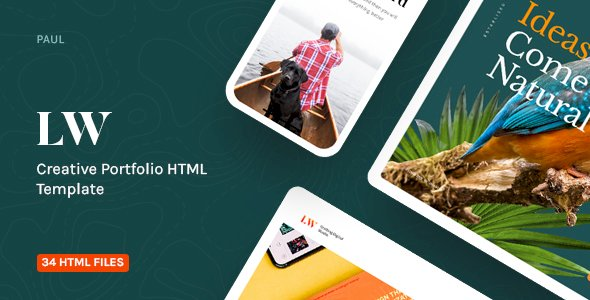 Lewis Nulled v.1.0.1 – Creative Agency Landing Page Free Download