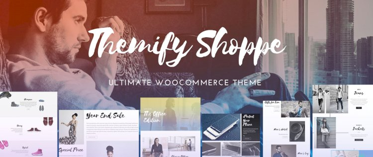 Themify Shoppe WooCommerce Theme Nulled v.1.9.8.1 Free Download