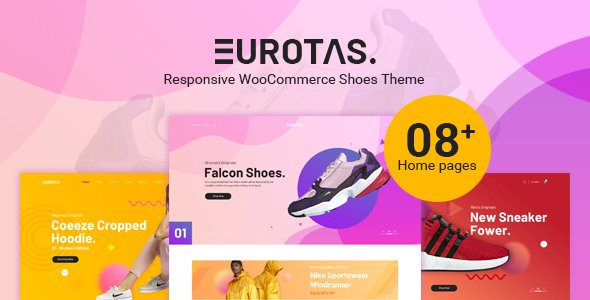 v1.0.0.1 – Eurotas Nulled – Clean, Minimal WooCommerce Theme Free Download