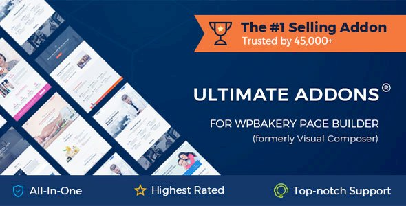Ultimate Addons for WPBakery Page Builder v3.19.8