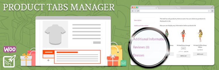 WooCommerce Product Tabs Manager By BeRocket v3.0.2